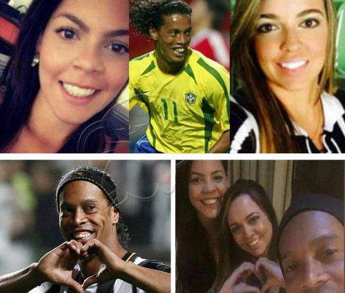 جنجال ازدواج فوتبالیست مشهور با دو دختر (عکس)