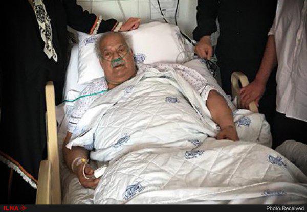 آخرین لحظات مرحوم ناصر ملک مطیعی چگونه گذشت