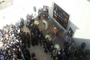 اتفاق خونین در تشییع پیکر ناصر ملک مطیعی