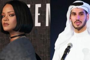 راز جدایی ریحانا از نامزد میلیاردر عربش (عکس)
