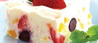 طرز تهیه دسر ماست بستنی خانگی
