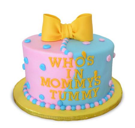 مدل های جالب کیک جشن تعیین جنسیت