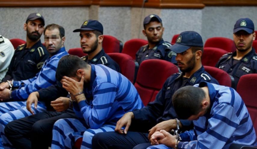 قاتل بنیتا کودک هشت ماهه اعدام شد (عکس)