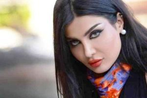 اخراج زیباترین مجری زن عرب بخاطر لباسش (عکس)
