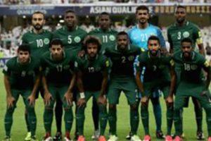 خطر از بیخ گوش بازیکنان تیم عربستان در روسیه گذشت (عکس)