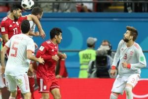 نوشته پیکه بعد از بازی با تیم ملی ایران