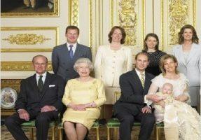 ازدواج همجنسگرایانه عضو خاندان سلطنتی (عکس)