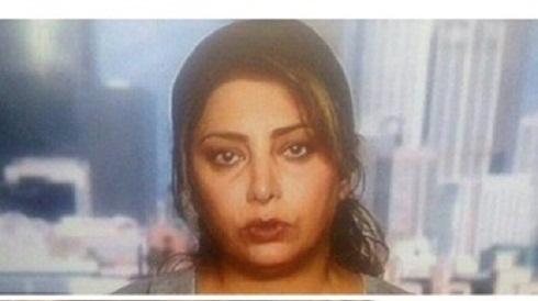 کشف حجاب بازیگر زن ایرانی در مصاحبه با من و تو (عکس)