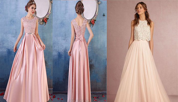 مدلهای شیک و جدید لباس نامزدی