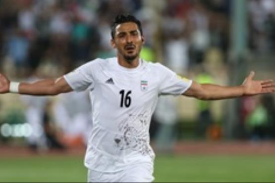 رضا قوچان نژاد از تیم ملی ایران خداحافظی کرد