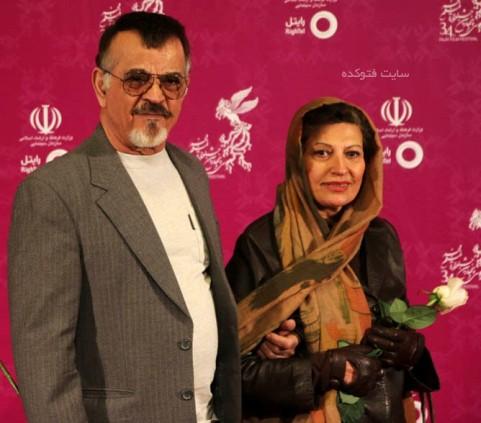 عکس مهدی فخیم زاده و همسرش و آخرین وضعیت سلامتی وی
