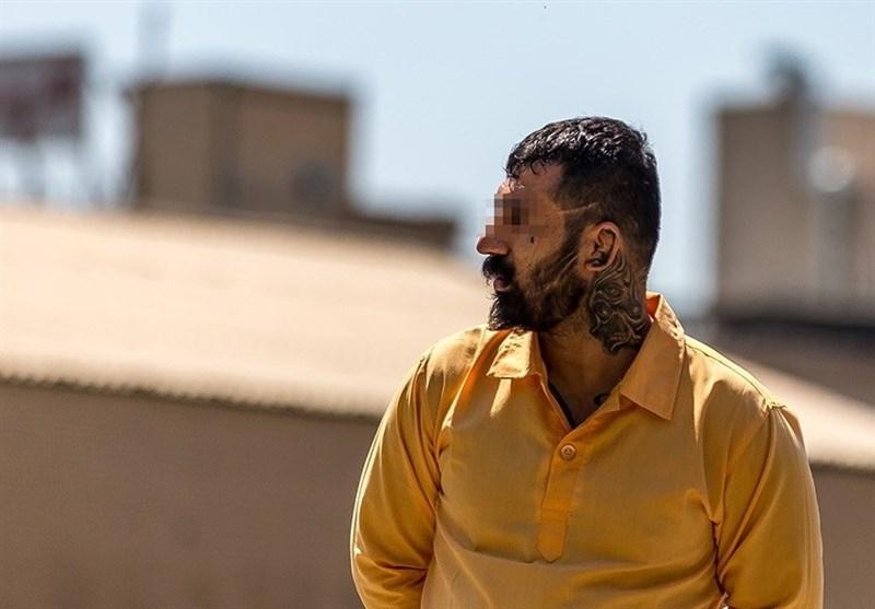 وحید مرادی شرور معروف در زندان کشته شد ( فیلم جسد وحید رضایی )