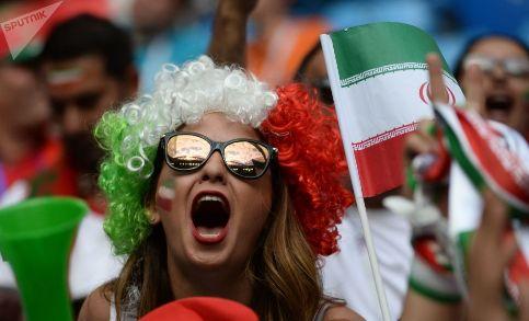 عکس های زیباترین زنان هوادار فوتبال در جام جهانی 2018