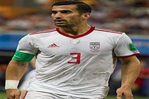 ازدواج فوتبالیست تیم ملی ایران در یونان (عکس)
