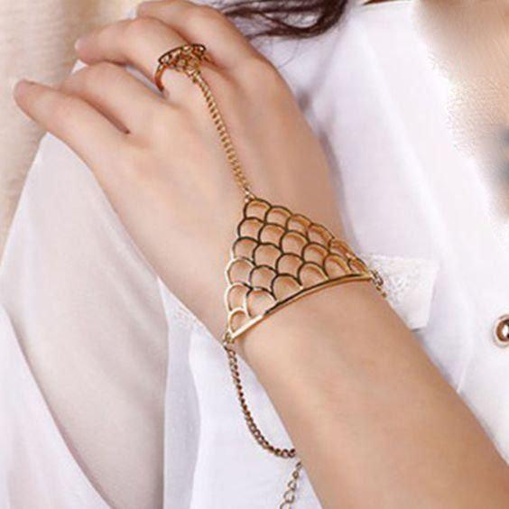 شیک ترین مدلهای طلا و جواهرات لاکچری مد سال