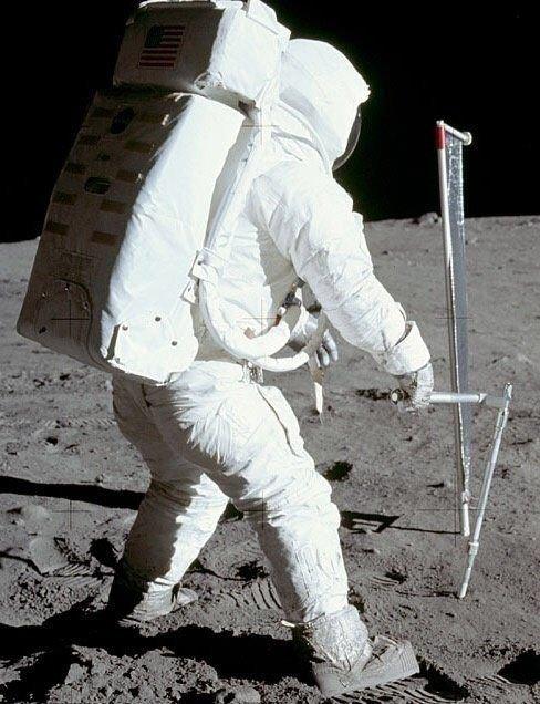 راز ردپای عجیب و متفاوت روی کره ماه (عکس)