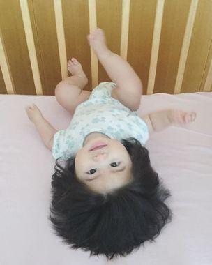 موهای عجیب و جالب دختر ژاپنی ( عکس )