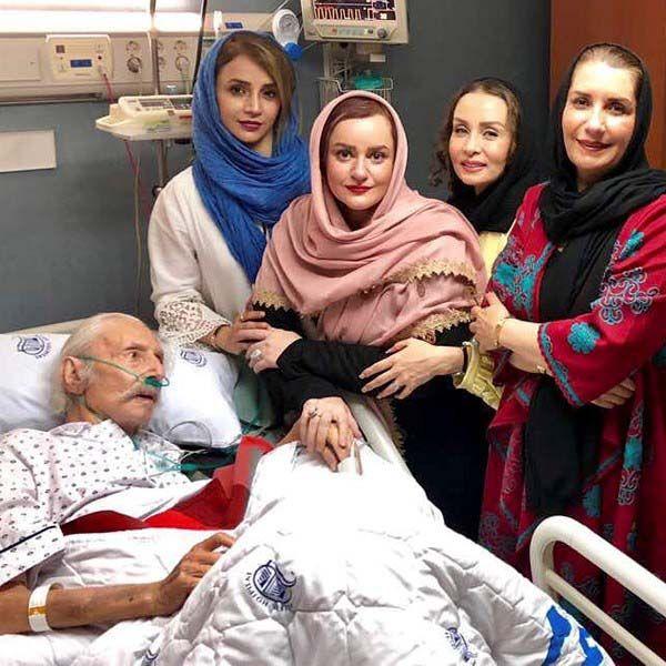 بیوگرافی و تصاویر جمشید مشایخی و آخرین وضعیت مشایخی در بیمارستان