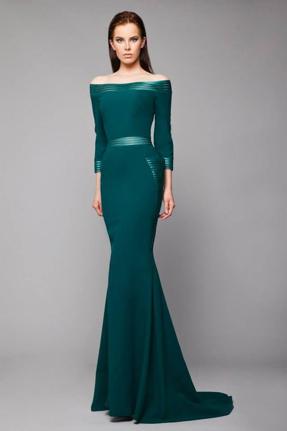 جديدترين مدل های لباس مجلسی بلند زنانه