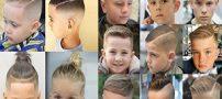 تصاویر مدل های جدید کوتاهی مو پسرانه مد امسال