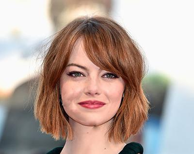 مدل مو تابستانی برای صورتهای گرد