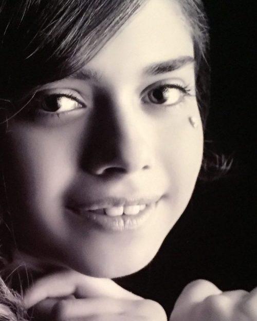 تصاویر دختران بازیگران مشهور در روز دختر