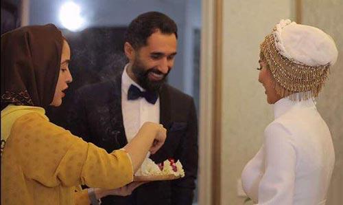 عکس های دیدنی ازدواج سمانه پاکدل،عکس های ازدواج سمانه پاکدل،عکس های دیدنی ازدواج هادی کاظمی،عکس های ازدواج هادی کاظمی