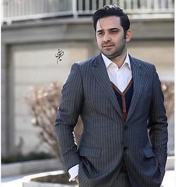 همسر سابق صبا راد داماد حسین پاکدل شد (عکس)