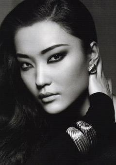 زیباترین مدل خانم به عرصه مدلینگ بازگشت (عکس)