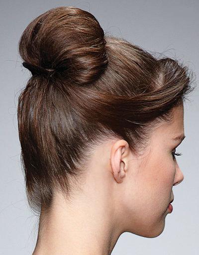 جدیدترین مدلهای شینیون موی عروس