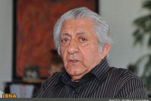 خاطره بهاره رهنما از استاد عزت الله انتظامی (عکس)