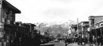 عکس دیده نشده از خیابان لختی ها در تهران