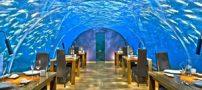 عکس های جالب از خطرناک ترین رستوران های جهان