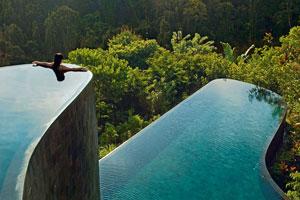 عکس های دیدنی از زیباترین استخرهای معلق دنیا