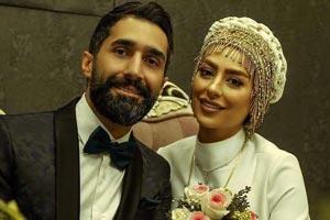 عکس هایی دیدنی از ازدواج سمانه پاکدل و نظام دو برره