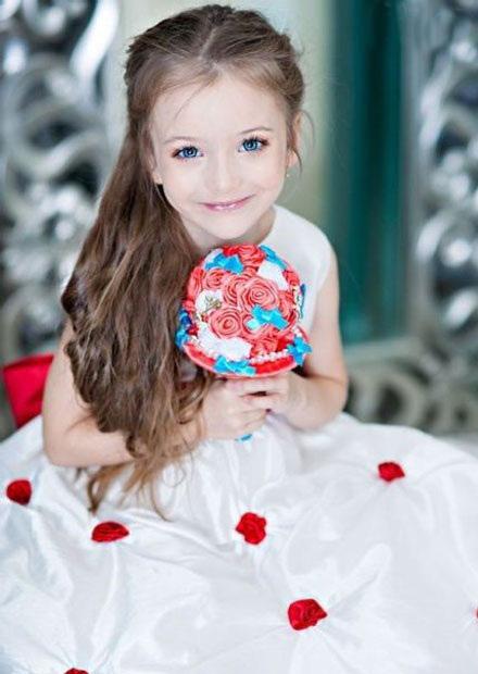 زیباترین مانکن روسی،کم سن ترین مانکن روسی،زیباترین دختر روسی،زیباترین دختر مانکن روسی
