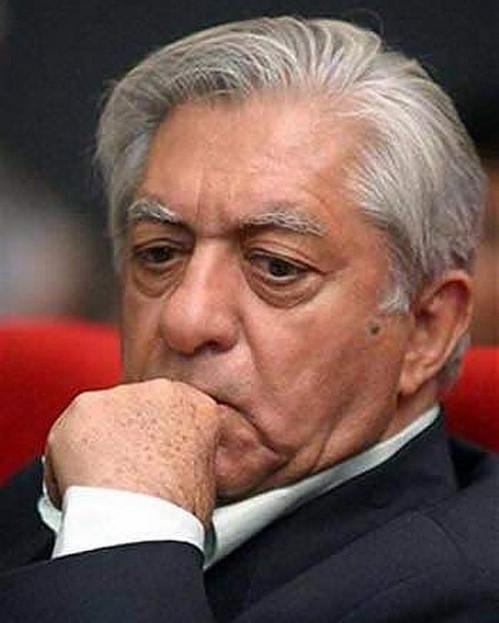 واکنش بازیگران به درگذشت عزت الله انتظامی (عکس)