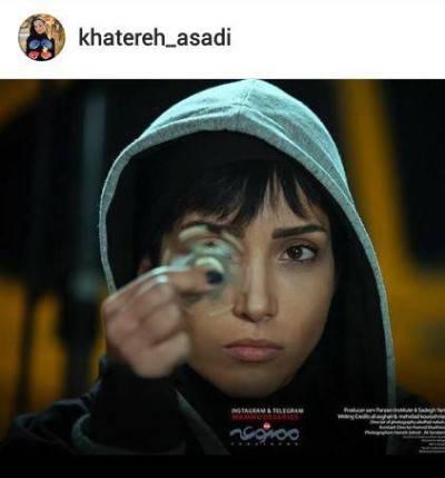 عکس های بازیگران،سریال ممنوعه،عکس بازیگران،عکس بازیگران سریال،خاطره اسدی
