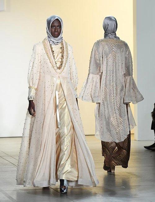 مدل لباس های محجبه و دیدنی هفته مد نیویورک