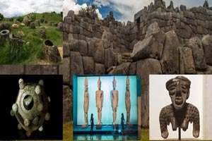 نگاهی به عجیب ترین یافته های اسرار آمیز دنیا با تصاویر