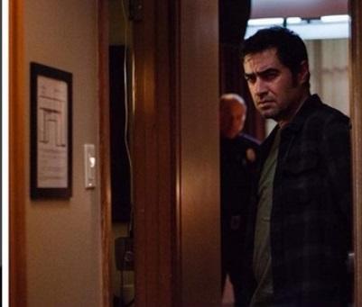 اولین تصاویر بازیگری شهاب حسینی در آمریکا