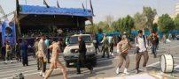 عکس عادل بدوی و تروریست های حادثه رژه اهواز