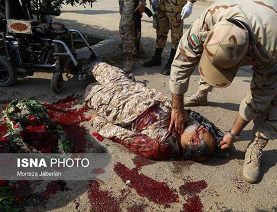 اسامی 25 شهید حمله تروریستی به رژه در اهواز