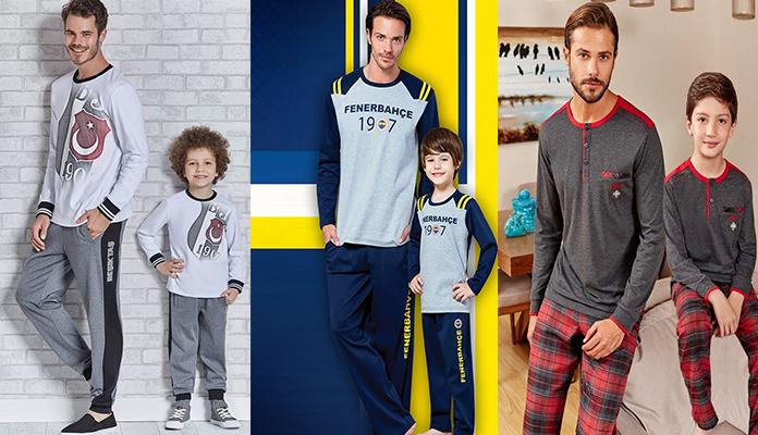 بهترین مدل لباس های ست پدر و پسر (عکس)