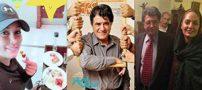 استوری های جالب بازیگران سرشناس و محبوب ایرانی