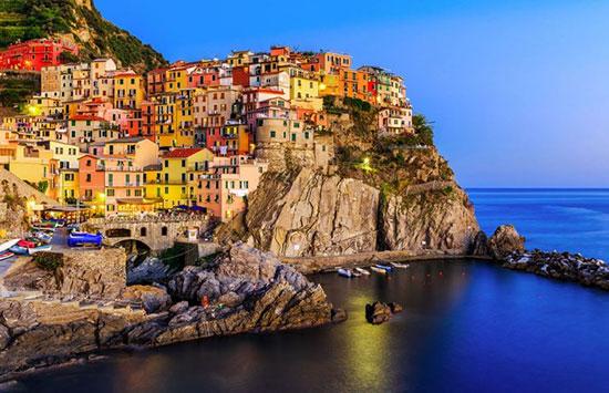 چینکو تره،ایتالیا،زیباترین مکان ها،عکس،مکان های زیبا،چشم اندازها و مناظر زیبا
