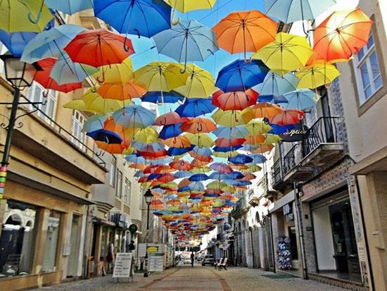 خیابان لوئیس د کومس،اگودا،پرتغال،زیباترین مکان ها،عکس،مکان های زیبا،چشم اندازها و مناظر زیبا