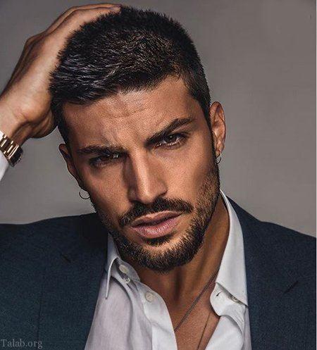 عکس های زیباترین و جذابترین مردان 2018 جهان