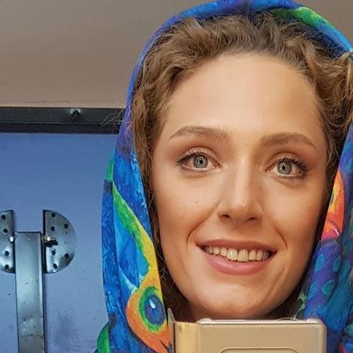 عکس های اینستاگرام نگین معتضدی بازیگر زیبای ایرانی