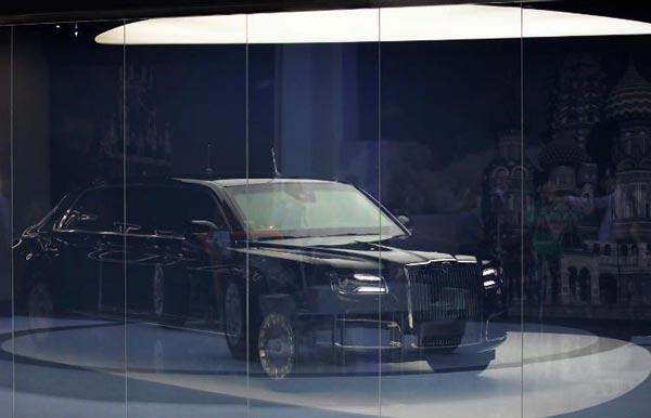 مقایسه و بررسی جالب خودروی ترامپ و پوتین (عکس)